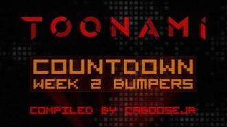 Countdown Week 2 - Toonami Bumpers
