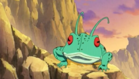 Cpt Ginyu Frog DBS