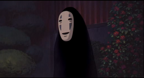 No Face Spirited Away