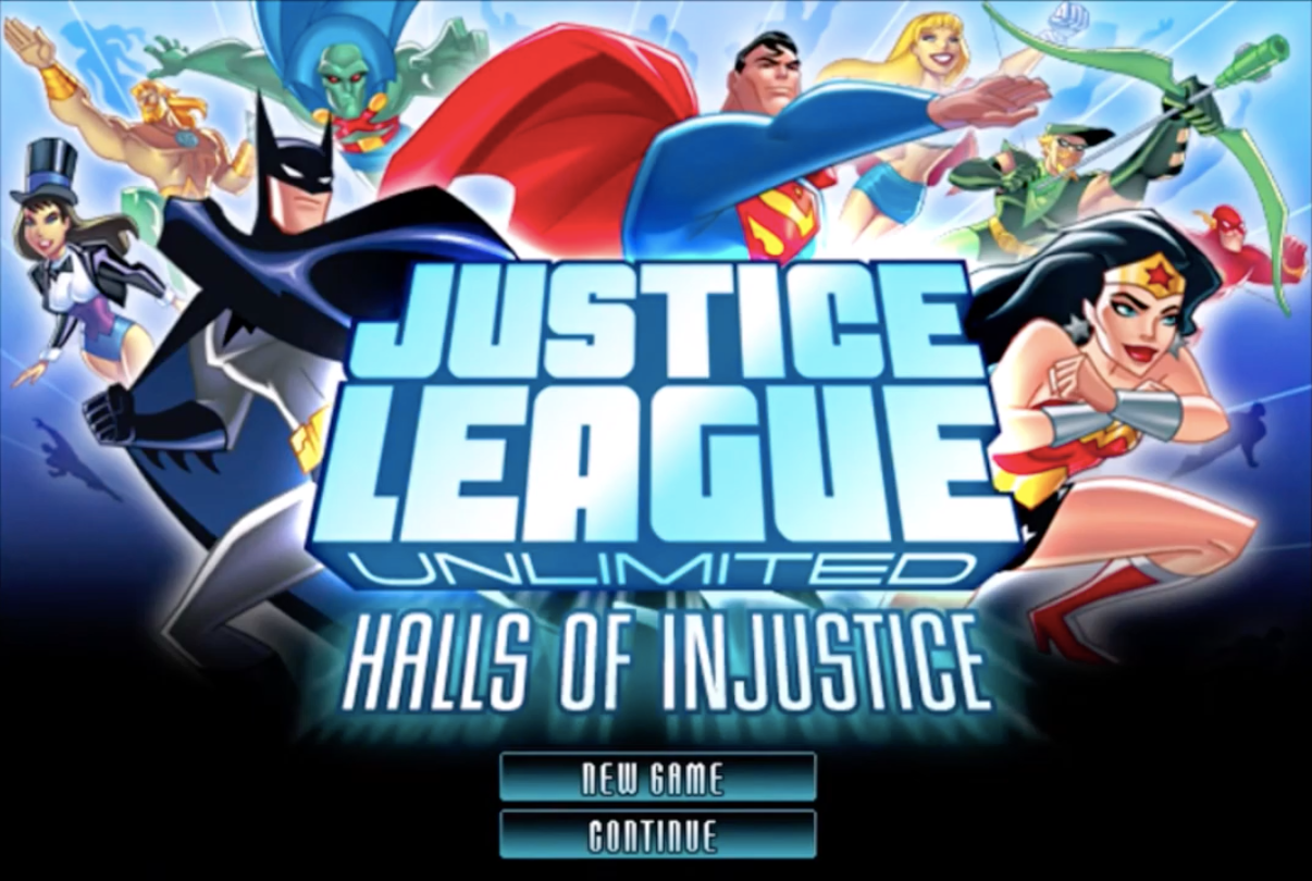 Justice League Unlimited: Halls of Injustice