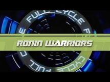 Ronin Warriors - Toonami Intro 3 (Full Cycle)