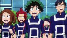 My Hero Academia Episode 5 - Toonami Promo