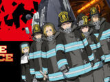 Fire Force/Episodes