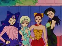 Negamoon Sisters (Sailor Moon)