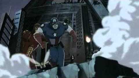 Ultimate Avengers Toonami Promo