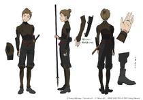 Enju (Fena Pirate Princess)