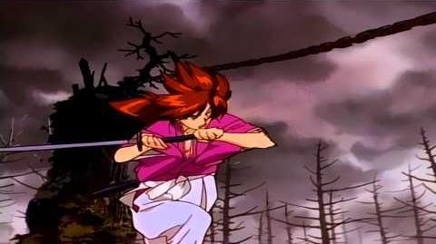 Toonami - Return of Kenshin Promo (1080p HD)