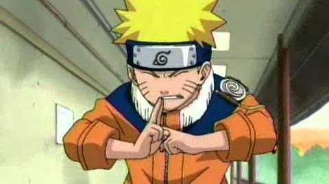 Naruto Mini Toonami Intro