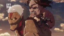 Attack on Titan Episode 36 - Toonami Promo