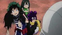 My Hero Academia Episode 12 - Toonami Promo