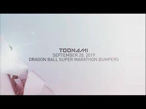 Toonami - Dragon Ball Super Finale Catch-Up Marathon Bumpers (HD 1080p)