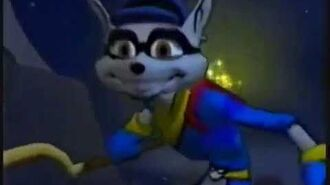 Sly Cooper - Toonami Sweepstakes