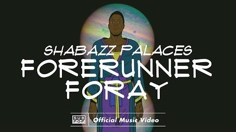 Shabazz Palaces - Forerunner Foray OFFICIAL VIDEO