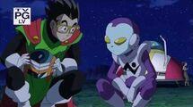Dragon Ball Super Episode 74 - Toonami Promo