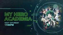 My Hero Academia Episode 10 - Toonami Promo