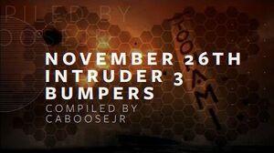 Intruder 3 - Week 4 Bumpers