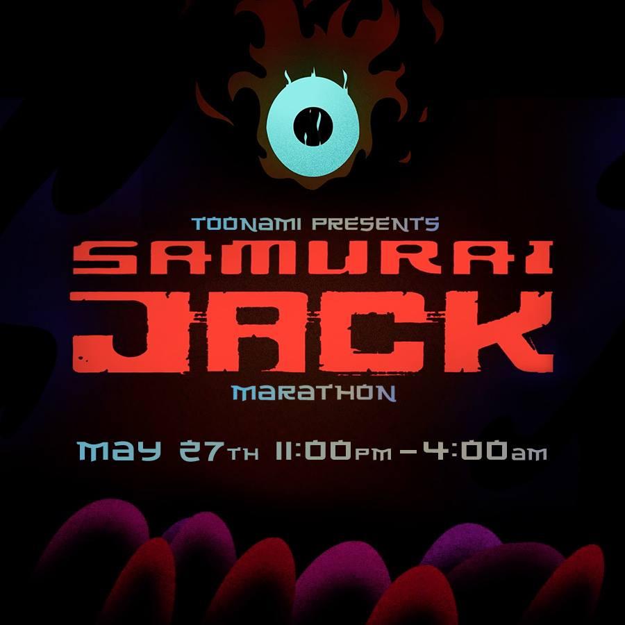 Samurai Jack Season 5 Marathon