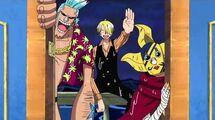 One Piece Toonami Intro 5 (Adult Swim)