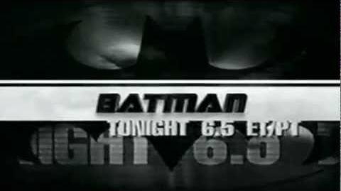 Toonami Batman TAS Promo