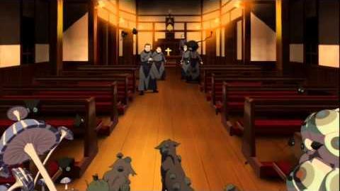 Blue Exorcist First Toonami Promo