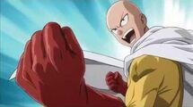 One Punch Man Marathon - Toonami Promo