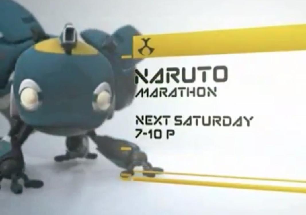 Naruto Marathon (January 2007)
