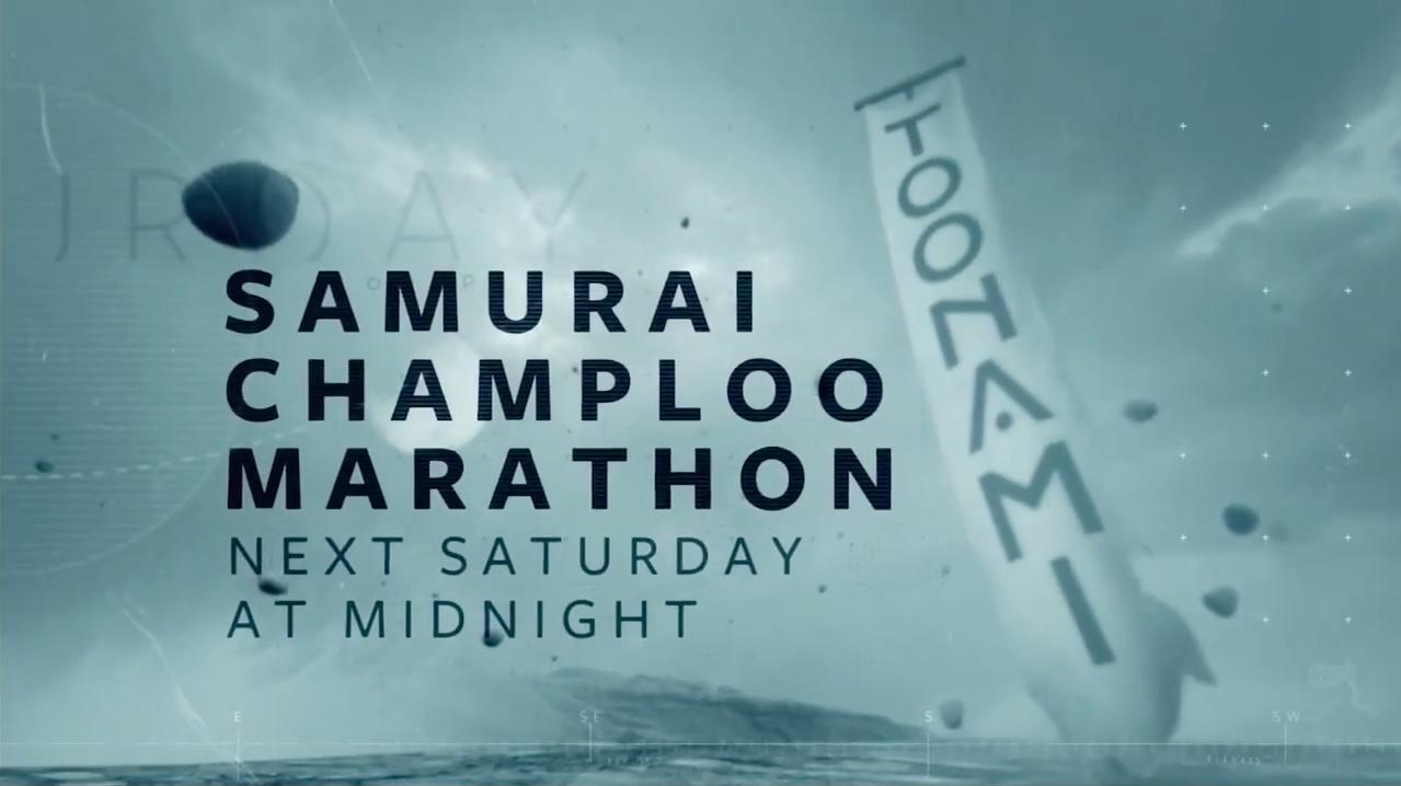 Samurai Champloo Marathon