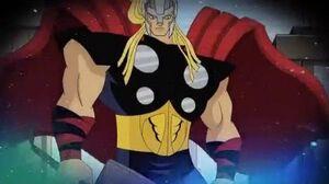 Toonami India - Superhero Universe Promo