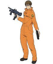 Takehisa Hinawa (Fire Force)