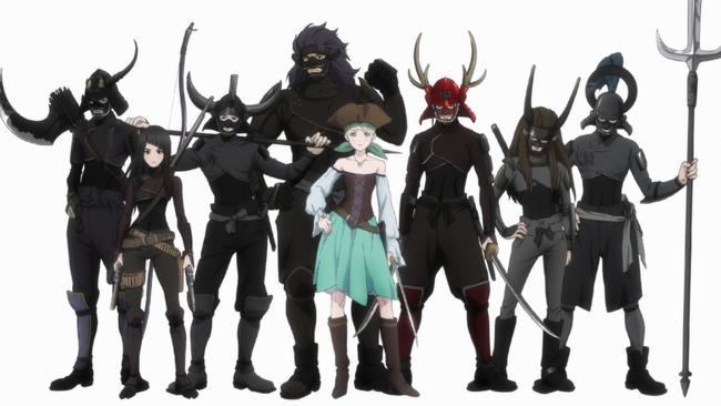 Fena Characters