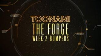 The Forge Week 2 - Toonami Bumpers