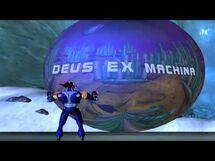 Toonami - ReBoot Deus Ex Machina Short Promo (Tom) -1080p HD-