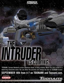 Intruder Print Ad1