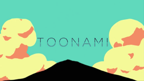 Toonami Logo FLCL Progressive Variant