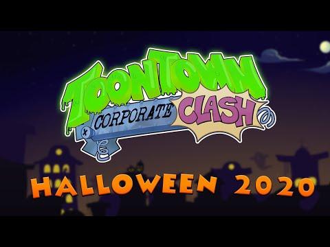 Toontown Rewritten 2020 Halloween Halloween 2020 | Toontown Corporate Clash Wiki | Fandom