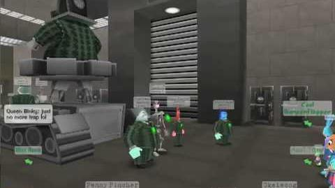 CFO Battle-Toontown