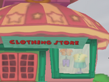 Donald's Dock clothing store