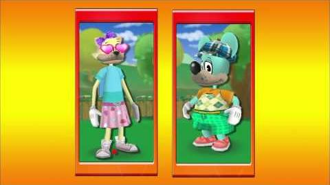 Get Connected Toontown Accessories!