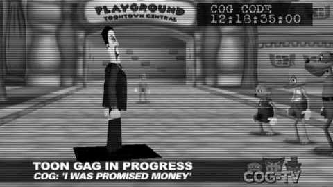 Breaking Toontown News!!! COG-TV footage released!