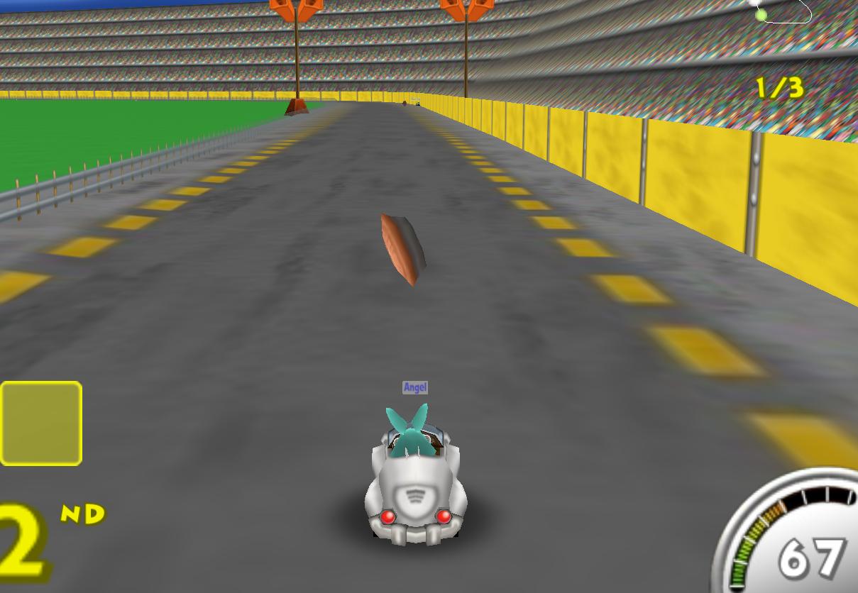 Pie (racing)