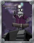 Sellbot VP poster