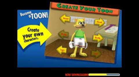 Toontown Online One Big, Wacky World