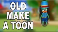 Old Make a Toon - Toontown 2003 - Toontown Archive
