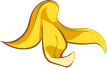 Toontown Japan's Banana Peel
