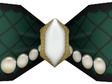 Green Fancy Bowtie