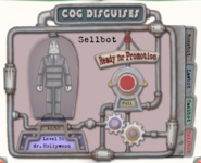 Sellbot Cog Disguise