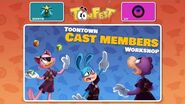 Cast & Staff Members ToonFest at Home
