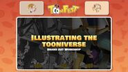 Illustrating the Tooniverse ToonFest at Home