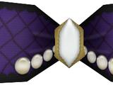 Purple Fancy Bowtie