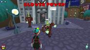 Glower Power Big Cheese
